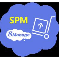8MSaaS采购云 SaaS采购管理软件 云采购管理系统