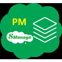 8MSaaS项目云 项目管理云系统 SaaS项目管理软件