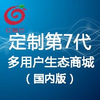 广州红莓云定制型多用户可入驻商城
