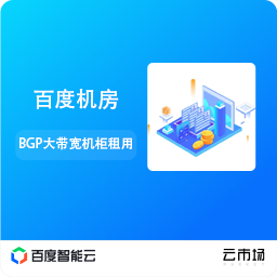 百度数据中心 BGP大带宽机柜租用托管