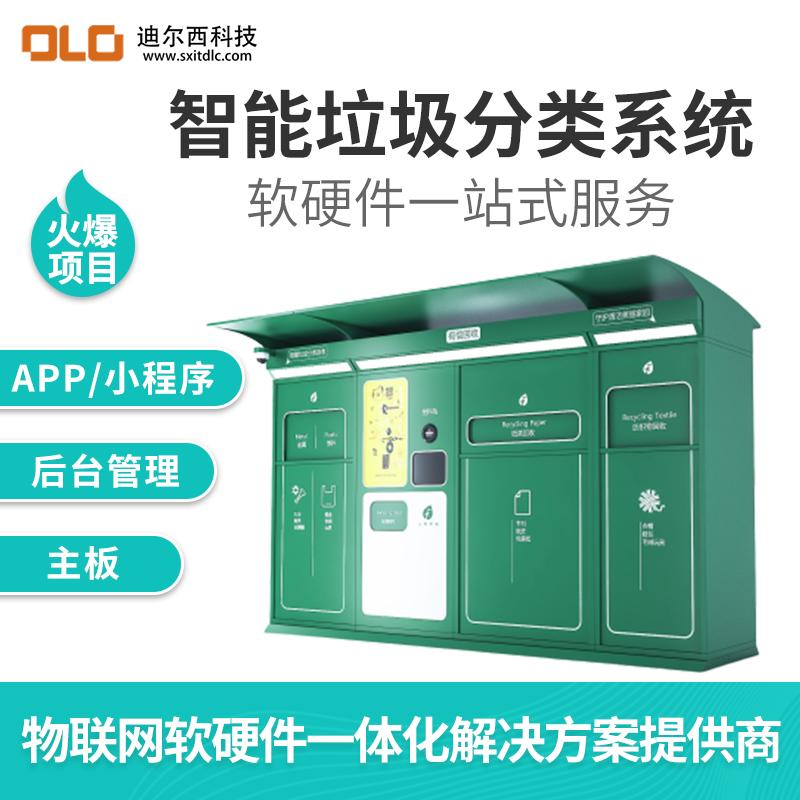 智能垃圾分类回收系统