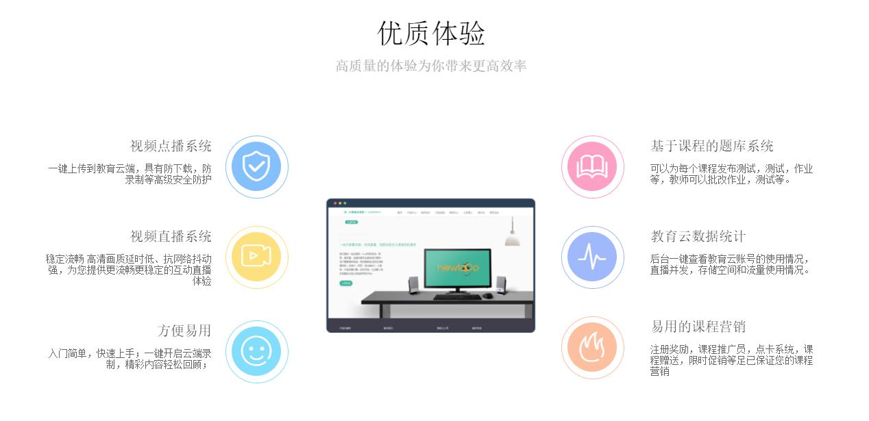 NewLogo在线教育网校系统