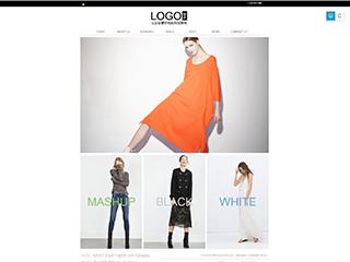 服饰行业a88模板网站