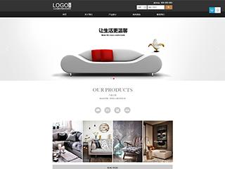 装饰行业283模板网站