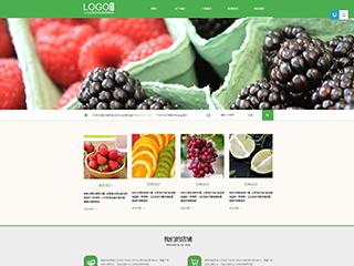 食品行业279模板网站