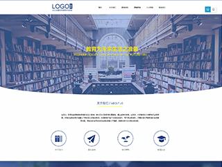 教育行业a141模板网站