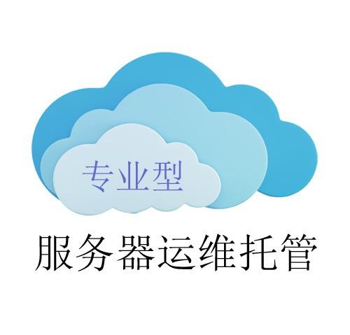 Linux服务器运维(专业型) 服务器代运维 服务器托管维护