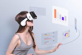 新商科VR教学系统