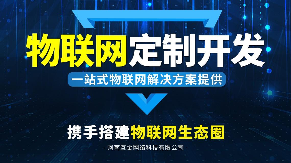物联网定制开发 智能应用开发 智慧物联网解决方案