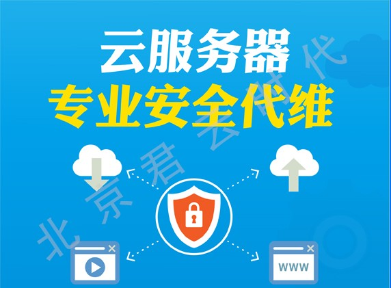 云服务器代维 安全运维服务包年 服务器维护 数据库维护